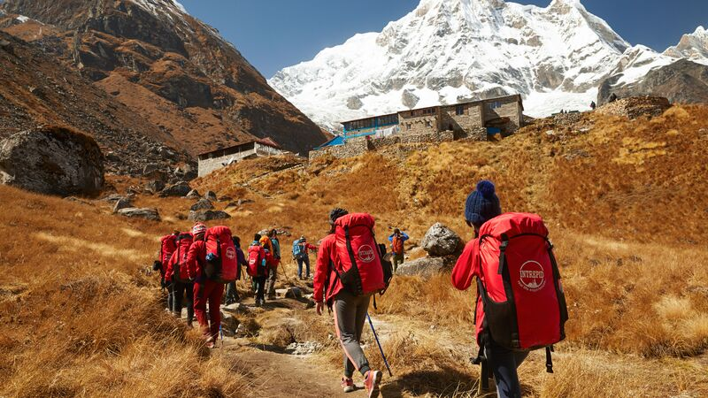 Is Nepal a safe country for a female traveller